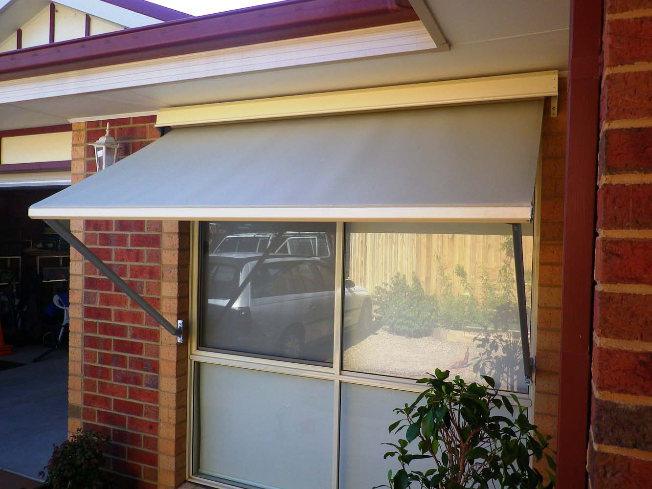 CANVAS AWNING 12