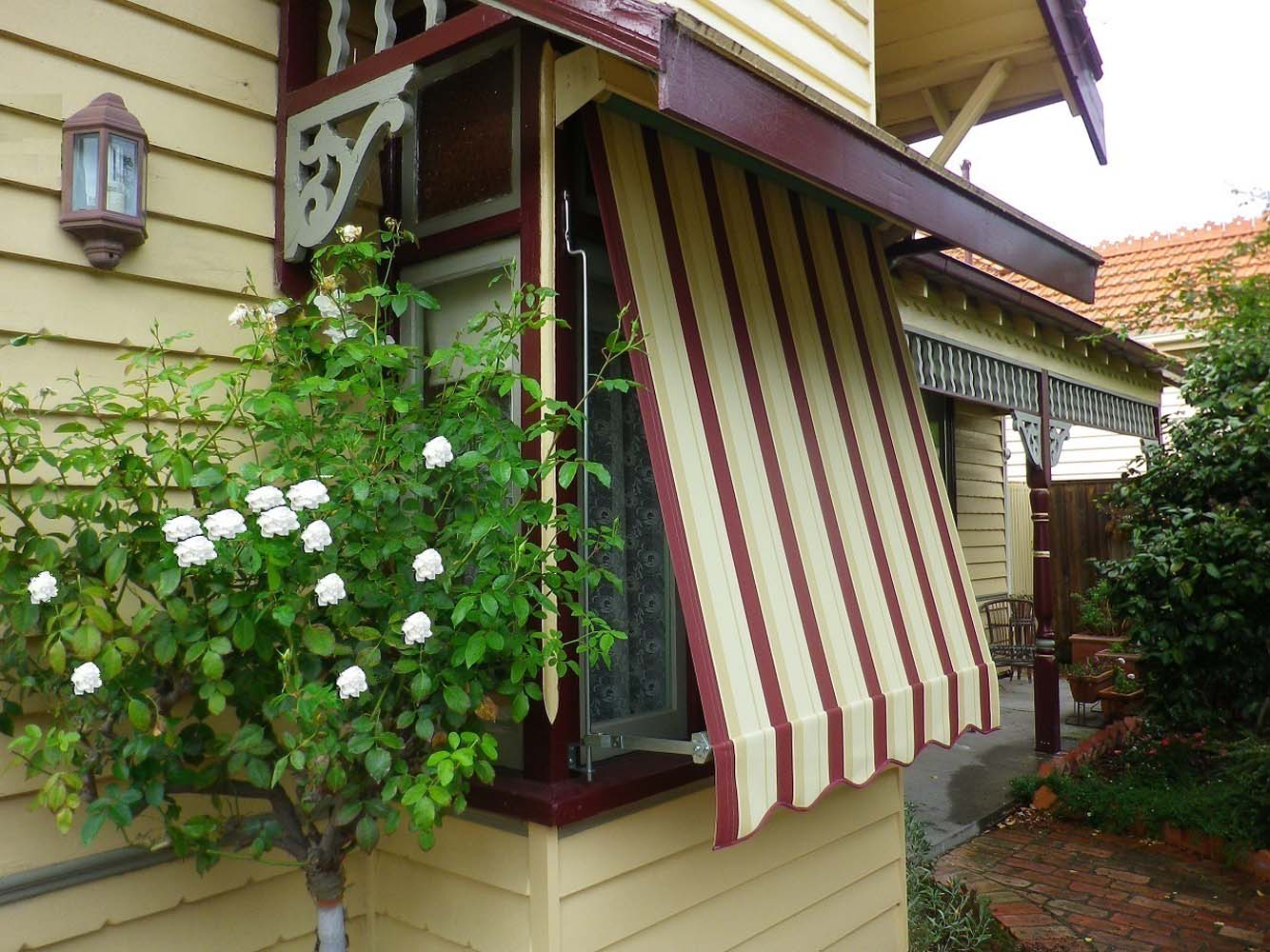CANVAS AWNING 3