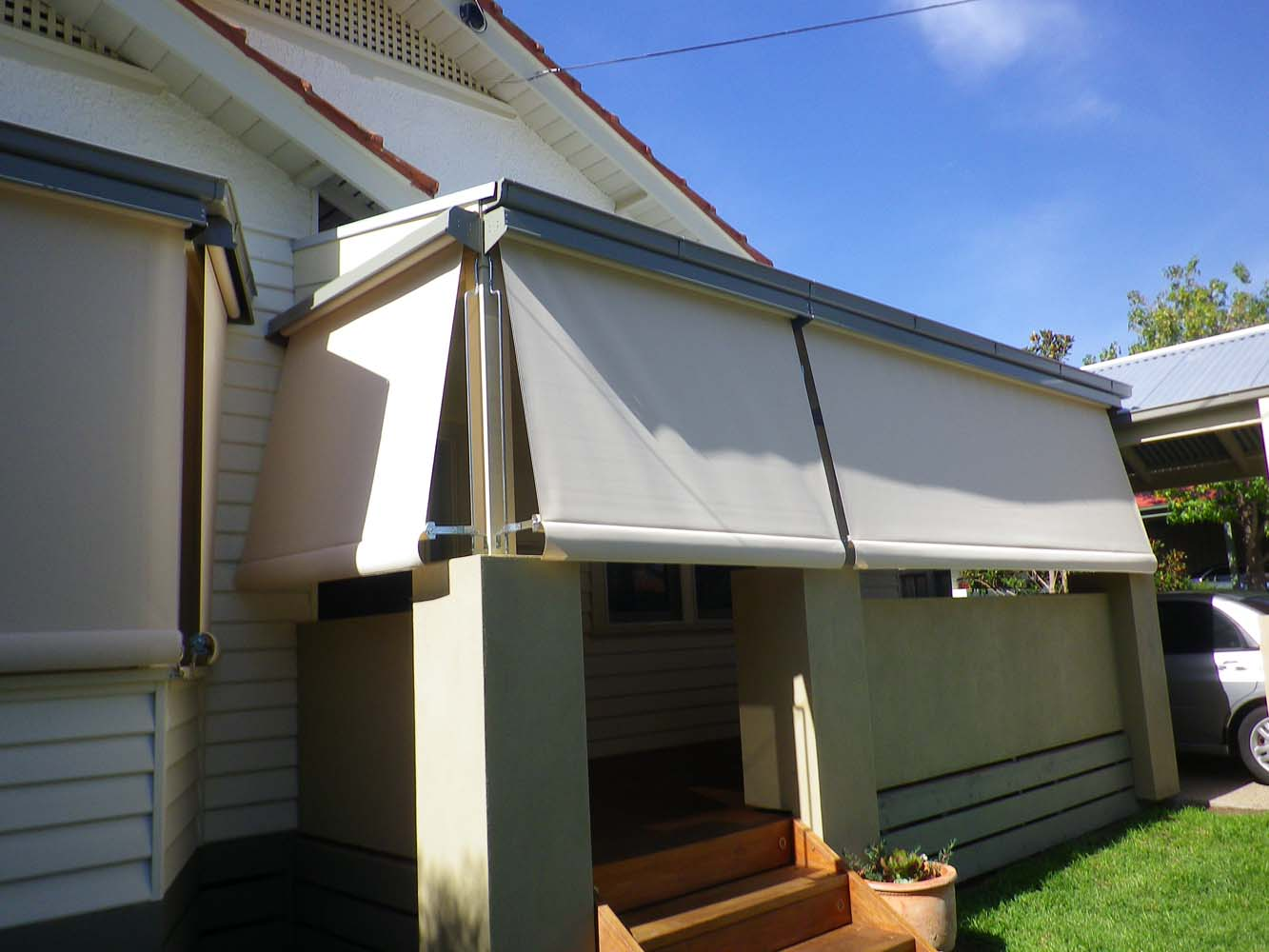 CANVAS AWNING 6