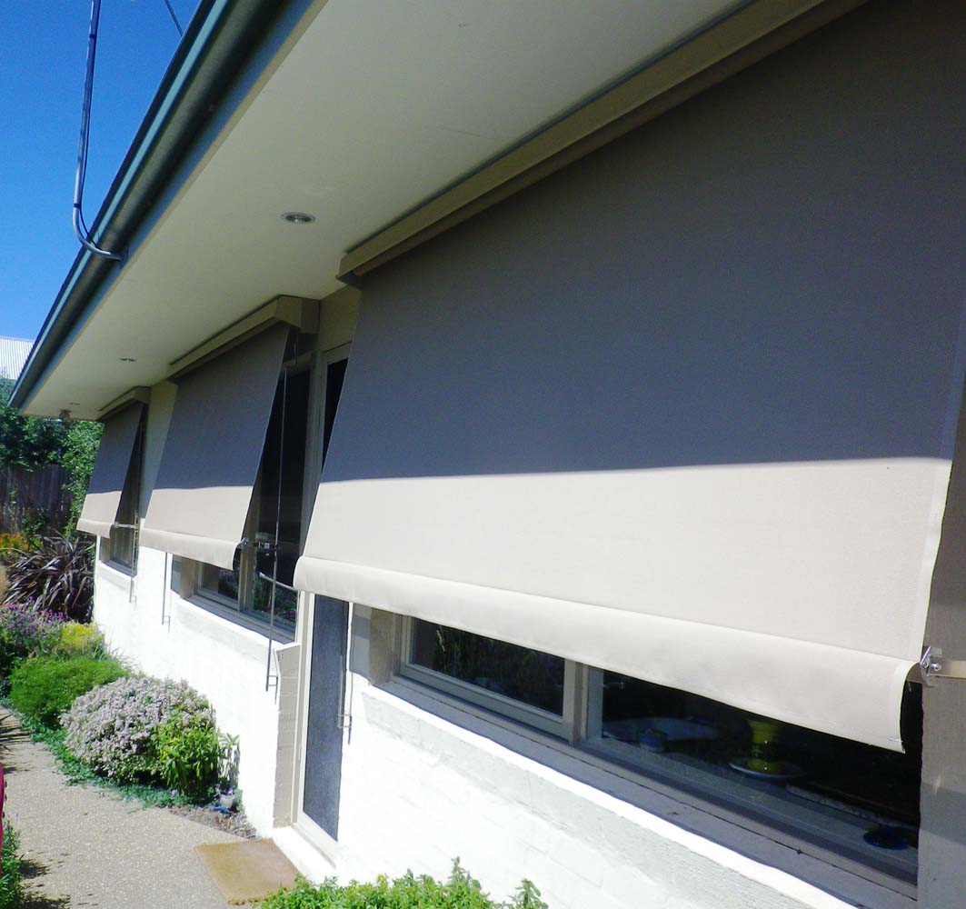 CANVAS AWNING 9