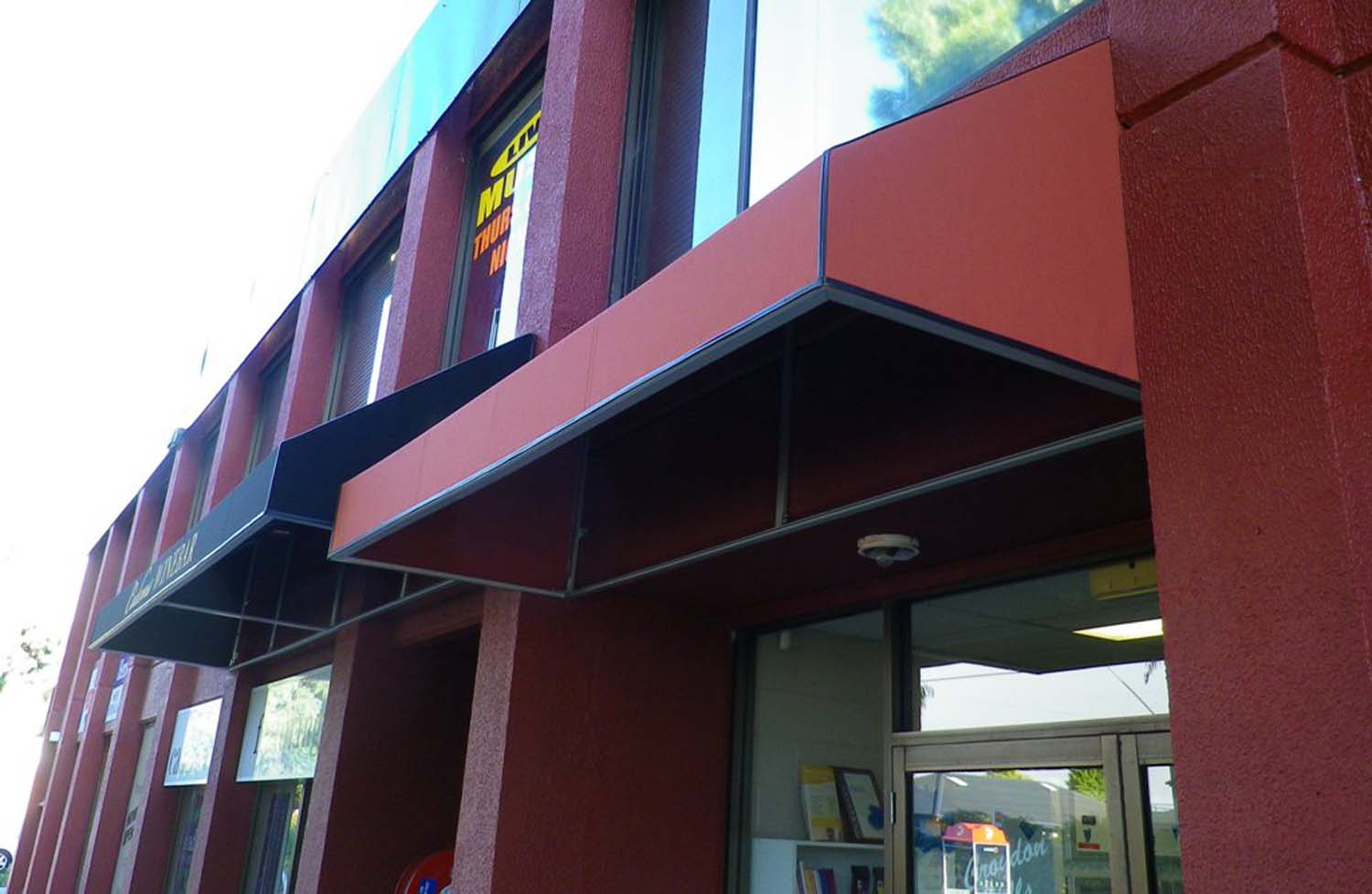 COMMERCIAL AWNING 5